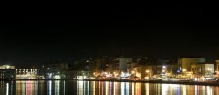 Chios by night
