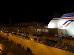 Seafrance Moliere @ Dover - UK