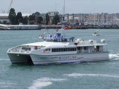 Departure of Wight Ryder II