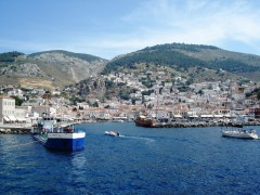 Port of Hydra