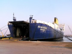 Aegean Fantasy in Perama 14-07-10.JPG