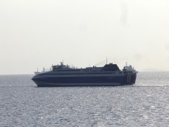 NGV Liamone II in Piraeus Roads 05-10-10.JPG