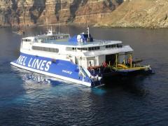 Cyclades Express Arriving in Santorini_6 11-08-10.JPG