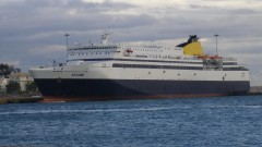 ARIANDE @ piraeus main port