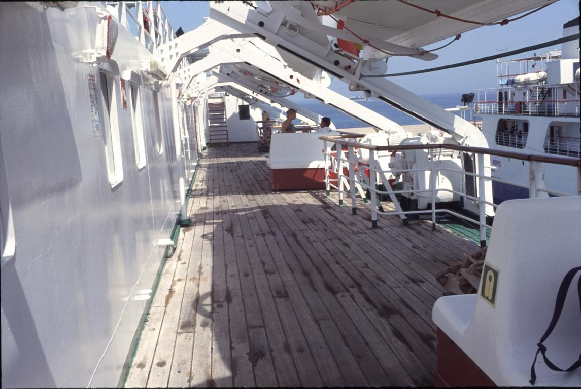 ON THE DECK OF EPTANISOS