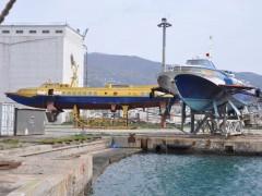SAMOS FLYING DOLFIN 4 & SKIATHOS DOLPHIN