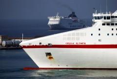 Cruise Olympia in Ancona