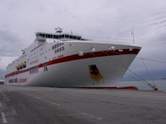 cruise europa@ patra 251210 c