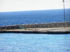 Port of Rhodes- Dorieas Dock