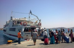 naxos star embarkation