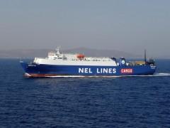 Ippotis at sea
