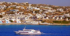 naxos star off mykonos port