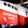 Christening of Superfast XII