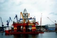 Kvaerner Warnow Werft GmbH, Rostock