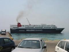 Apollon Hellas at Aegina