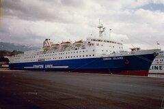 ionian island @patra fall 1994