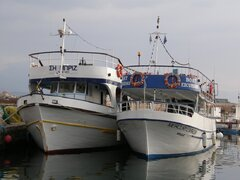 Sea Breeze - Mercury Express - Molyvos Day Cruise Boats