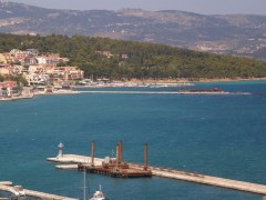 argostoli cruise terminal