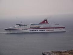 cruise europa arrival @ ancona 200310a