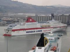 cruise europa arrival @ ancona 200310c