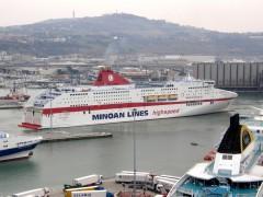cruise europa arrival @ ancona 200310d
