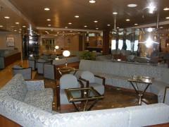 cruise europa agora lounge