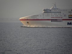 cruise europa @ full speed off messolongi2