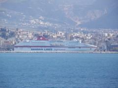cruise europa @ patra 190310