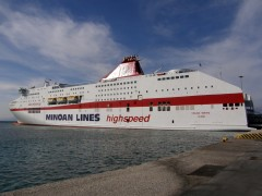 cruise europa @ patra 210310
