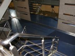 cruise europa stairs