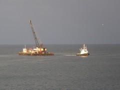 Myrina barges