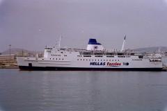 expressapollon @ piraeus 2001