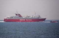 fivos leaving piraeus 230510