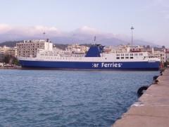 kefalonia @ patras changing livery