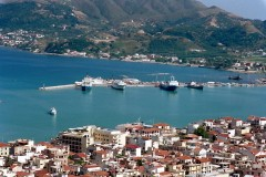 port of zakynthos june 1998