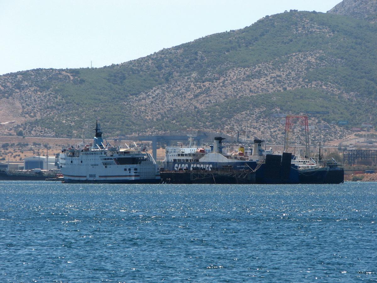 Duchess M-Panagia Krimniotissa-Okeanis-Hermes-Arsinoi