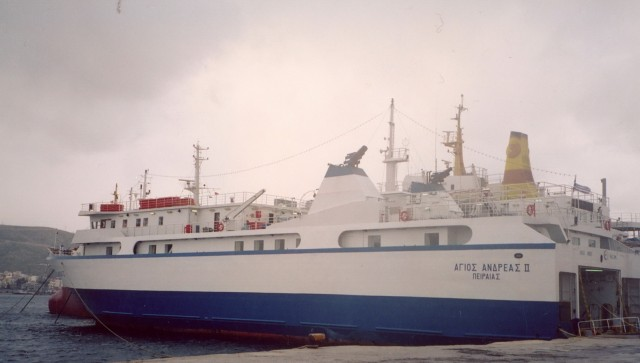 Northern Sea Wolf