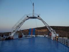 Porfyrousa deck
