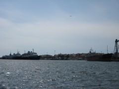 Alexandroupoli Port