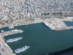 Alexandroupolis port snapshot