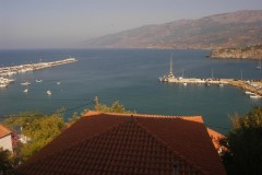 Port of Eydilos-Ikaria