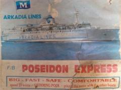 Poseidon Express ad
