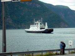 ferry Solskjel