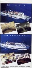 Ionis & Corfu Sea