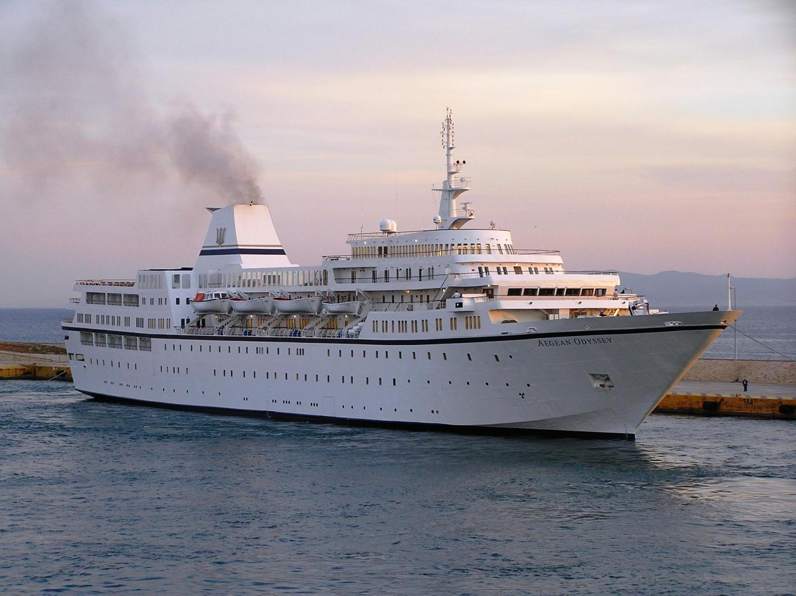 Picture Of Aegean Odyssey Ship For Pinterest