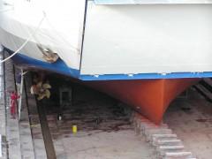 Ano Chora II Propeller-Rudder