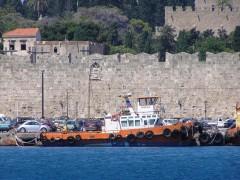 Herakles Tugs - Rhodes