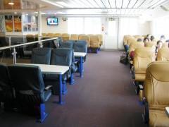 Mega Jet Upper Lounge