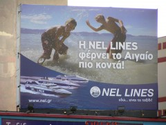 NEL LINES ADVERTISMENT