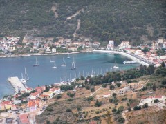Port of Agia Efimia, Cefalonia